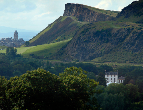 Edinburgh, The Kingdom of Fife & Southern Scotland