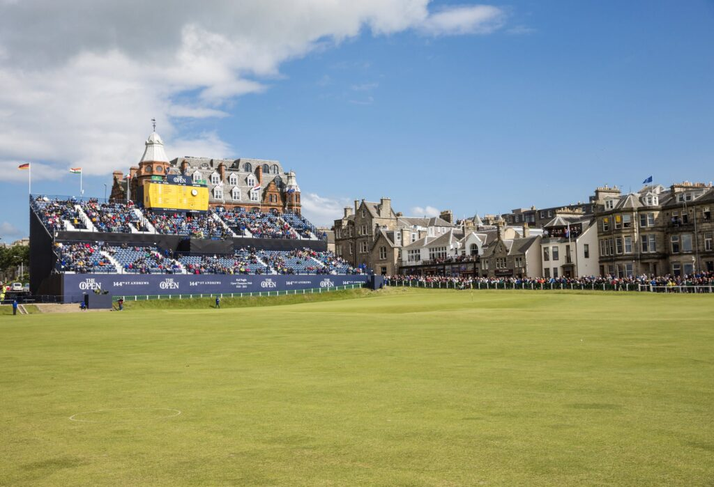 The Open St Andrews
