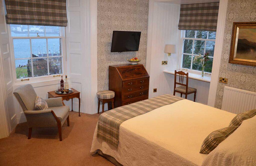 Manor House Oban Room